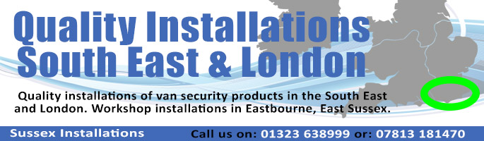 Quality installations in the South East of England including London